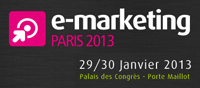 salon E-marketing 2013